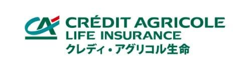 クレディ・アグリコル生命保険のコーポレートロゴ