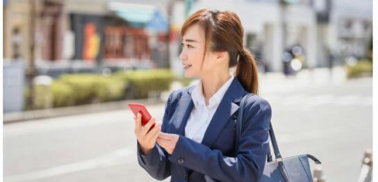 働く女性のイメージ